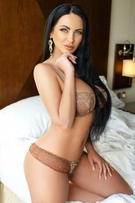 Evelyn — sex massage from Dubai