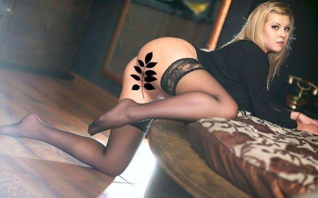 Luisa (Dubai), sexual photo