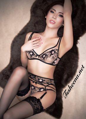 Sheena, seductive photo