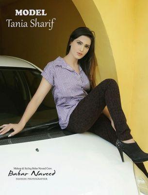 Tania Sharif (Dubai)