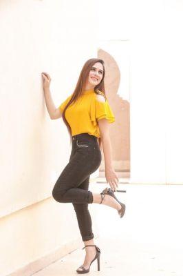Alisha for happy massage in Dubai