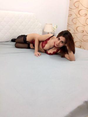 Jessica — sex massage from Dubai