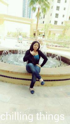 Demi Hot from Dubai