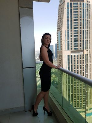 Alessia, photos from the site SexDubai.club