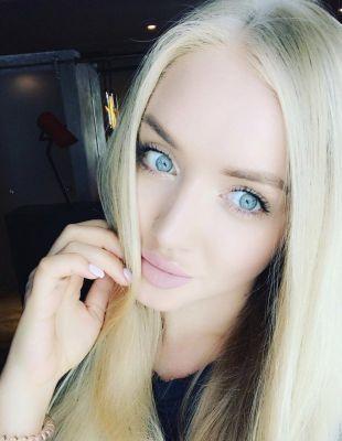 call girl European, from Dubai