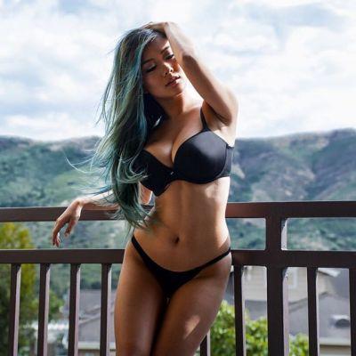 Call gils Dubai — escort Tiffany WILLIAMS