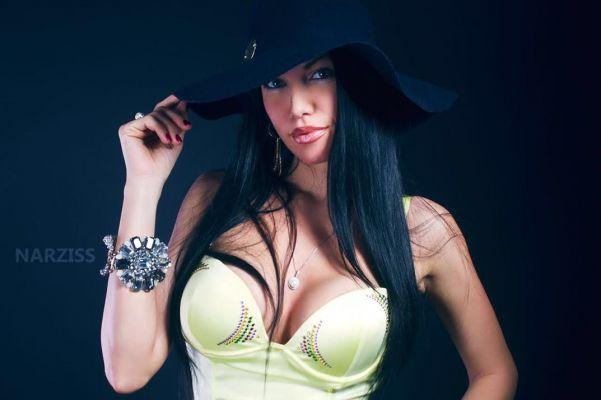 Gina, photo SexDubai.club