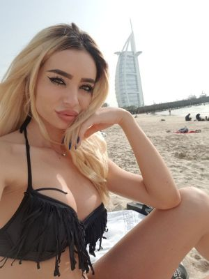 Dating for the sex Dubai — Giulia, 22 age