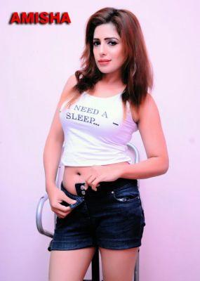 Alisha Indian Girl, starts from 999 p/h
