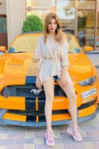 Hot babe in Dubai: Hira VIP Model wants to share her passion with you
