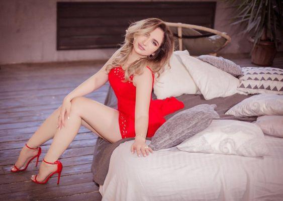 prostitute Lucia Russian Model