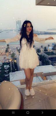 Dubai fetish escort Samar for golden shower, sex with toys