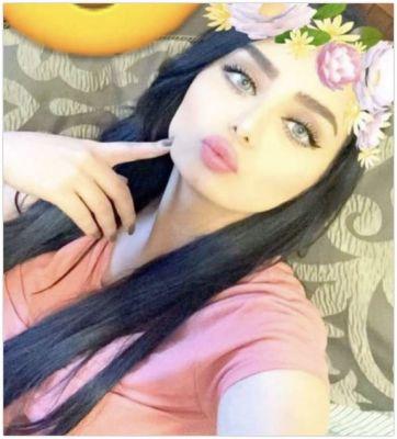 BDSM escort in Dubai: Flora will punish you