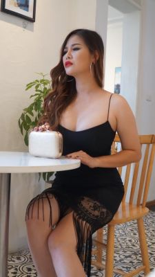 Dubai escort of asian origin Erika, 25 y.o.
